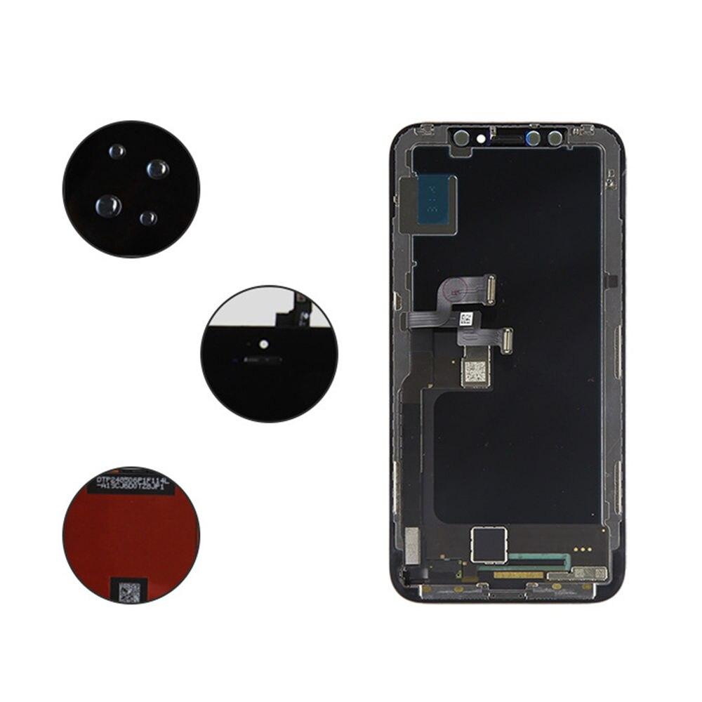 Чехол для мобильного телефона с ЖК дисплеем в сборе samsung J3 2016 сменные детали для ЖК экрана черный Экран планшета Ассамблеи Запчасти для авто - 5