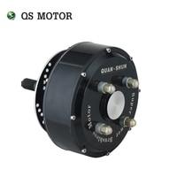 Doubel 11. QS Motor 205 3000W 50H V3 electric car wheel hub motor