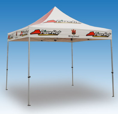 customized pop up gazebos tent for events 17kgs stainless steel folding canopy digital print shelter advertising awning in gazebos from home garden on - Custom Pop Up Tents