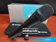 Top Qualité E945 Professionnel Dynamique Super Cardioïde Vocal Microphone Filaire