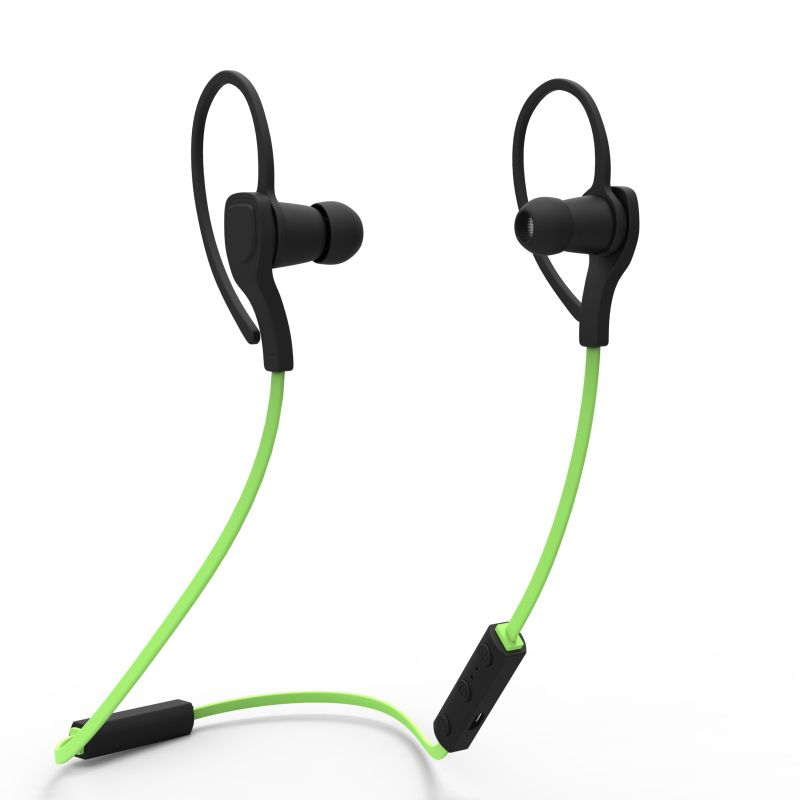 Wireless Bluetooth Headset SPORT Stereo Headphone 4 Days Standby Time Earphone for iPhone / Samsung mini wireless bluetooth 4 0 stereo headset earphone headphone for iphone for samsung