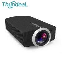 ThundeaL YG500 YG500A Mini Projector 1080P 1800 Lumen Portable LCD Projector Home USB HDMI VGA 3D LED Gm80a Multi screen Beamer