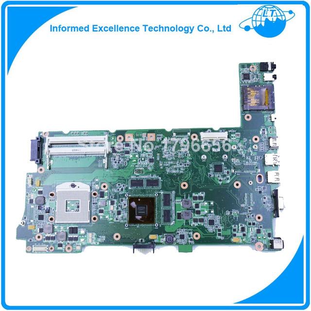 Para asus n73sv n73sm n12p-gs-a1 laptop mainboard 2 slot de memória ram ddr3 frete grátis