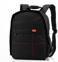 Мульти-функциональная камера рюкзак видео цифровая DSLR сумка водостойкая наружная камера Фото Сумка Чехол столы Крышка для Nikon Canon