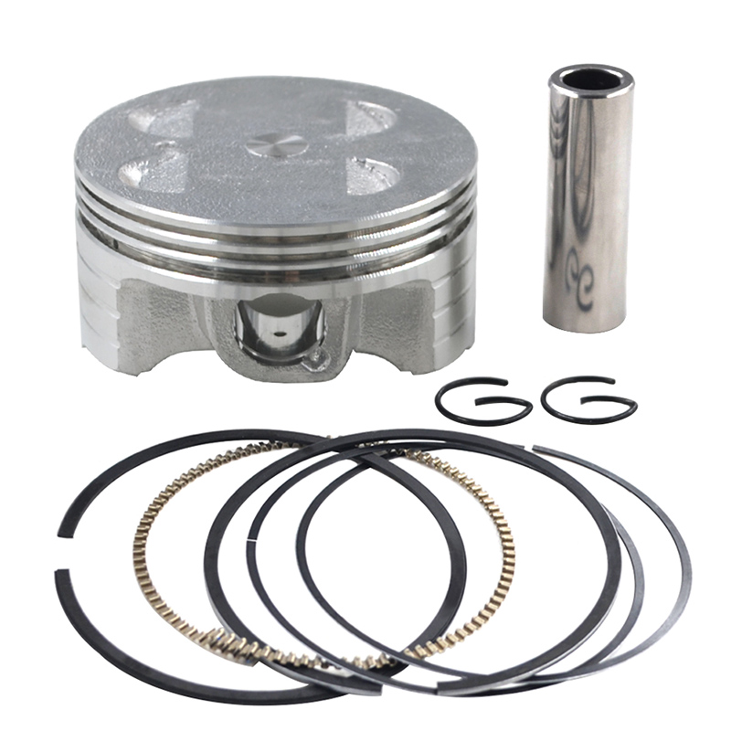 Motorcycle Bore Size <font><b>62mm</b></font> STD <font><b>Piston</b></font> Ring For YAMAHA LC135 LC 135 image