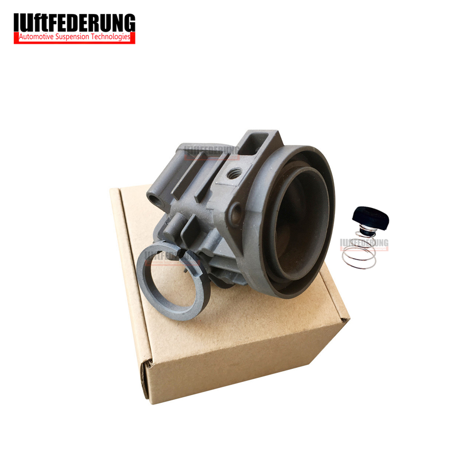 Luftfederung Air Suspension Cylinder With Rubber Valve Piston Ring For W211 W220 E65 E66 C5 C6