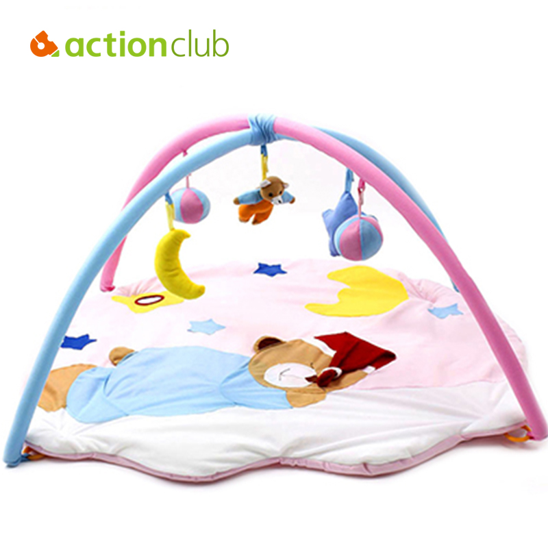 Actionclub Baby Toy Baby Play Mat Game Tapete Infantil