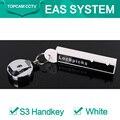 The White S3 Handkey Display Hook Hanger Releaser Magnetic Security EAS Detacher