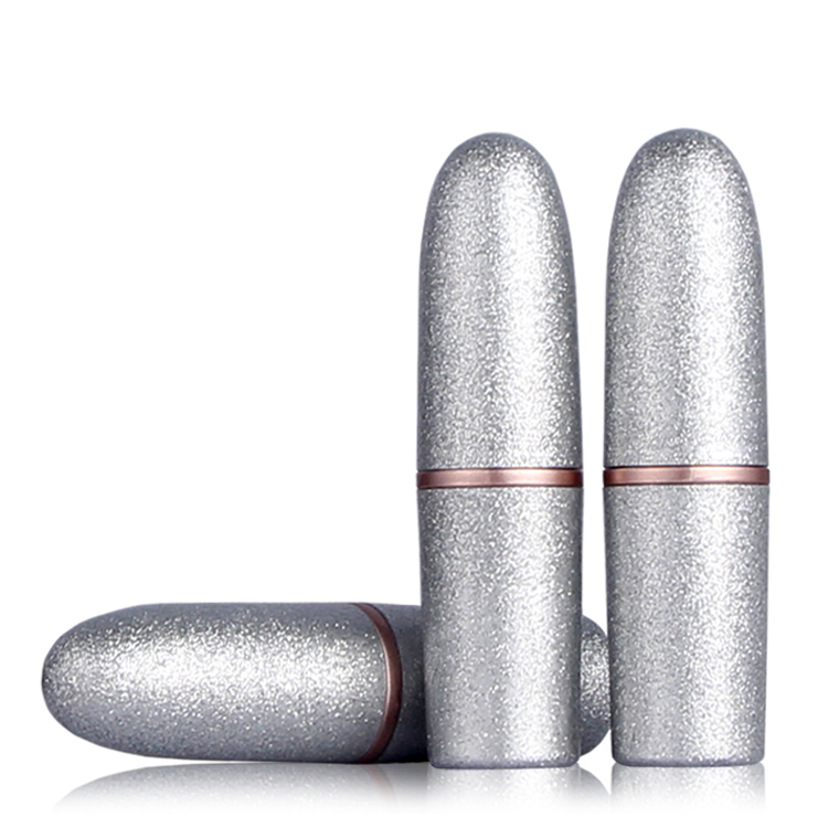 10/20/50/70pcs Silver Bullet PP Empty Lipstick Tube DIY Top Grade Lip Balm Pipe Shell Cosmetic Tools for Lip Mouth Container 10 20 50 100pcs gold square empty lipstick pipe shell diy lip balm tube cosmetic makeup packaging container for lip rouge mouth