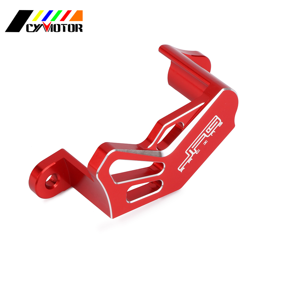 Rear Brake Caliper Guard Protector Protection for Honda CR125 CR250 CRF250R//X CRF450R//X//RX