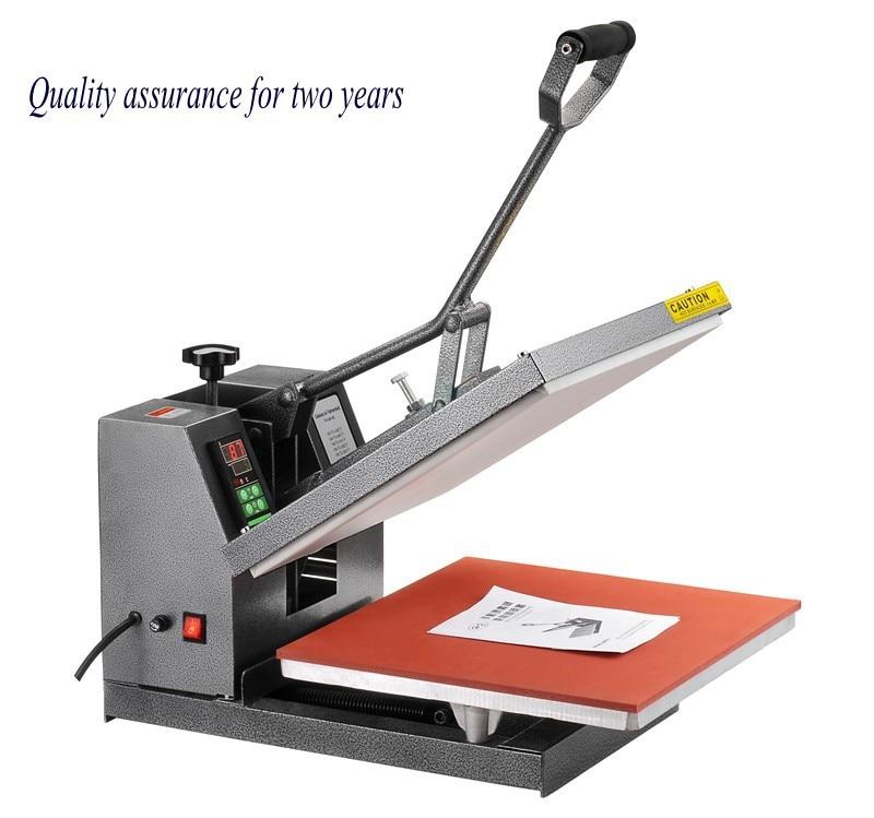Heat Transfer Machine Heat Press Machine T shirt clothes printing machine Quality assurance for two years