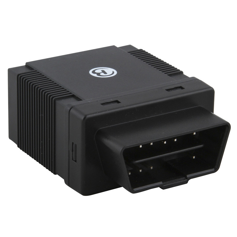 OBD small gps tracking device with 1 year free web based gps server tracking software