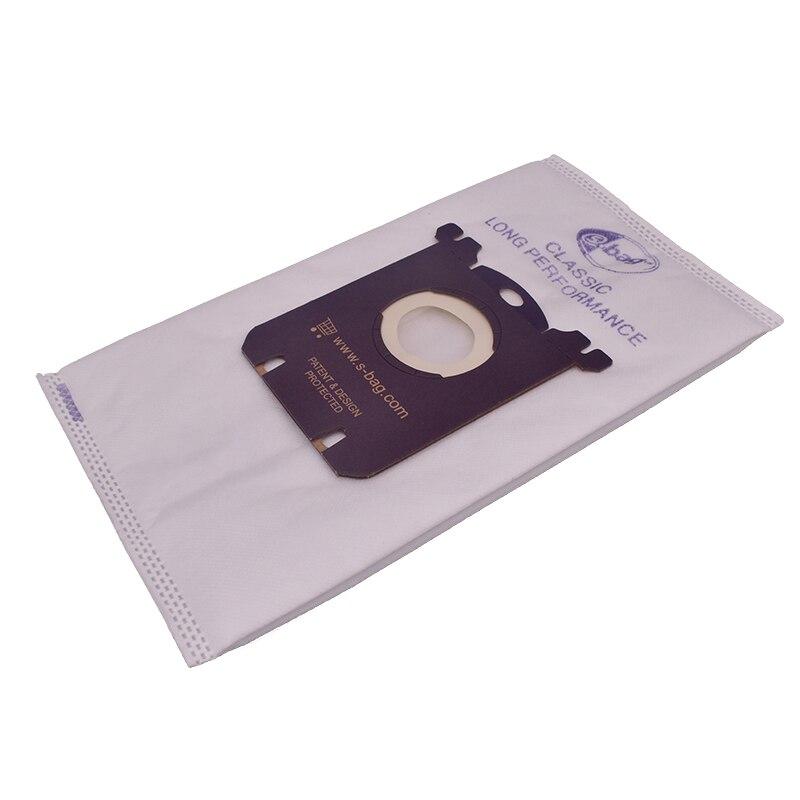 1 Piece Dust Bag Vacuum Cleaner S Bag For Philips Electrolux FC8021 FC8202 HR6999 HR8345 HR8514 HR8345 HR8350 HR8352 HR8353