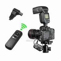 Pixel RW 221 N3 Wireless Shutter Release Remote Control For Canon 50D 40D 30D 20D 10D