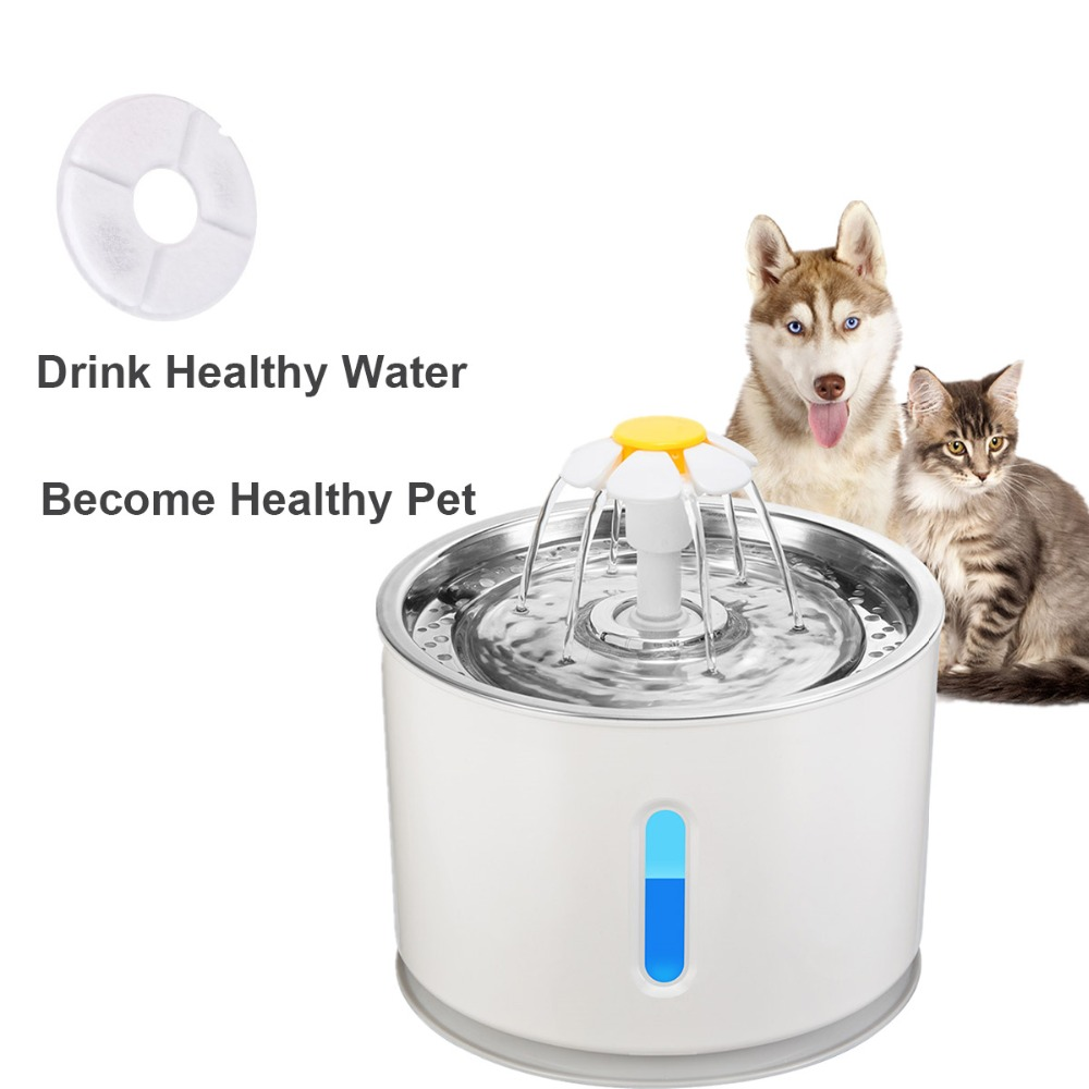 Automatic Electric Drinking Fountain 33