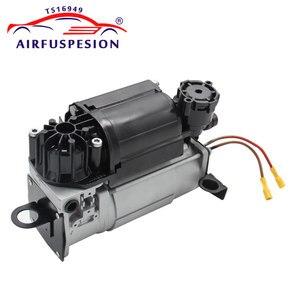 Image 5 - For Audi A6 4B C5 Allroad Quattro Air Suspension Airmatic Compressor Pump 4Z7616007 4Z7616007A 1999 2006