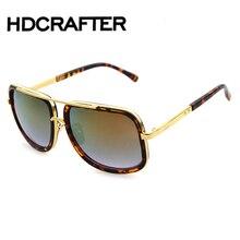 : Fashion new cat eye sunglasses mujeres negro vintage ronda gafas gafas de sol frescas hombres gafas de sol
