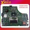 Для Asus K53SV K53SM системная плата материнская плата 8 памяти mainboard GT 630 М с 2 ГБ ОПЕРАТИВНОЙ ПАМЯТИ DDR3 испытание 100%