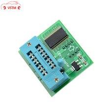 Новейшая модель; 1,8 V адаптер переменного тока для материнская плата 1,8 в SPI флэш-SOP8 DIP8 W25 MX25 программистов TL866CS TL866A EZP2010 EZP2013 CH341