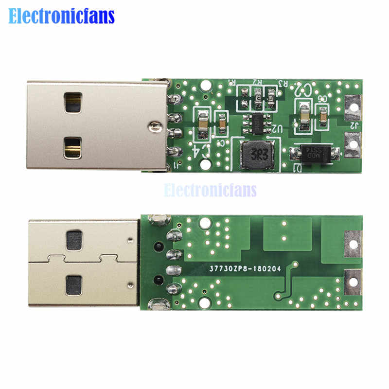 DC-DC 5 V à 12 V USB Module d'alimentation convertisseur de tension 5 W carte de tension DC 4.2 V 5.2 V