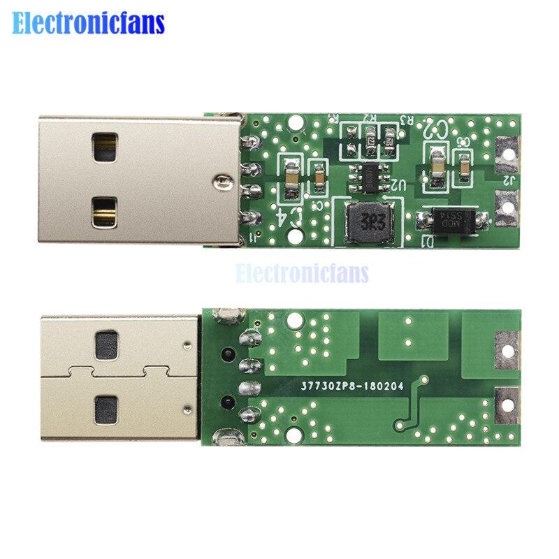 DC-DC 5V zu 12V USB Step Up Netzteil Modul Boost Converter 5W Spannung Board DC 4,2 V 5,2 V