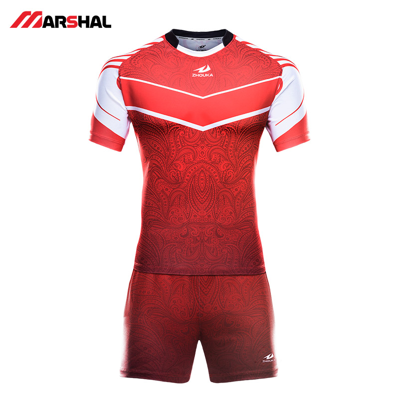 24d095f5ea2 Professionalized Wholesale Custom Design Your Own Sublimation Rugby Jerseys  Shirts Printing -in Rugby Jerseys from Sports & Entertainment on  Aliexpress.com ...
