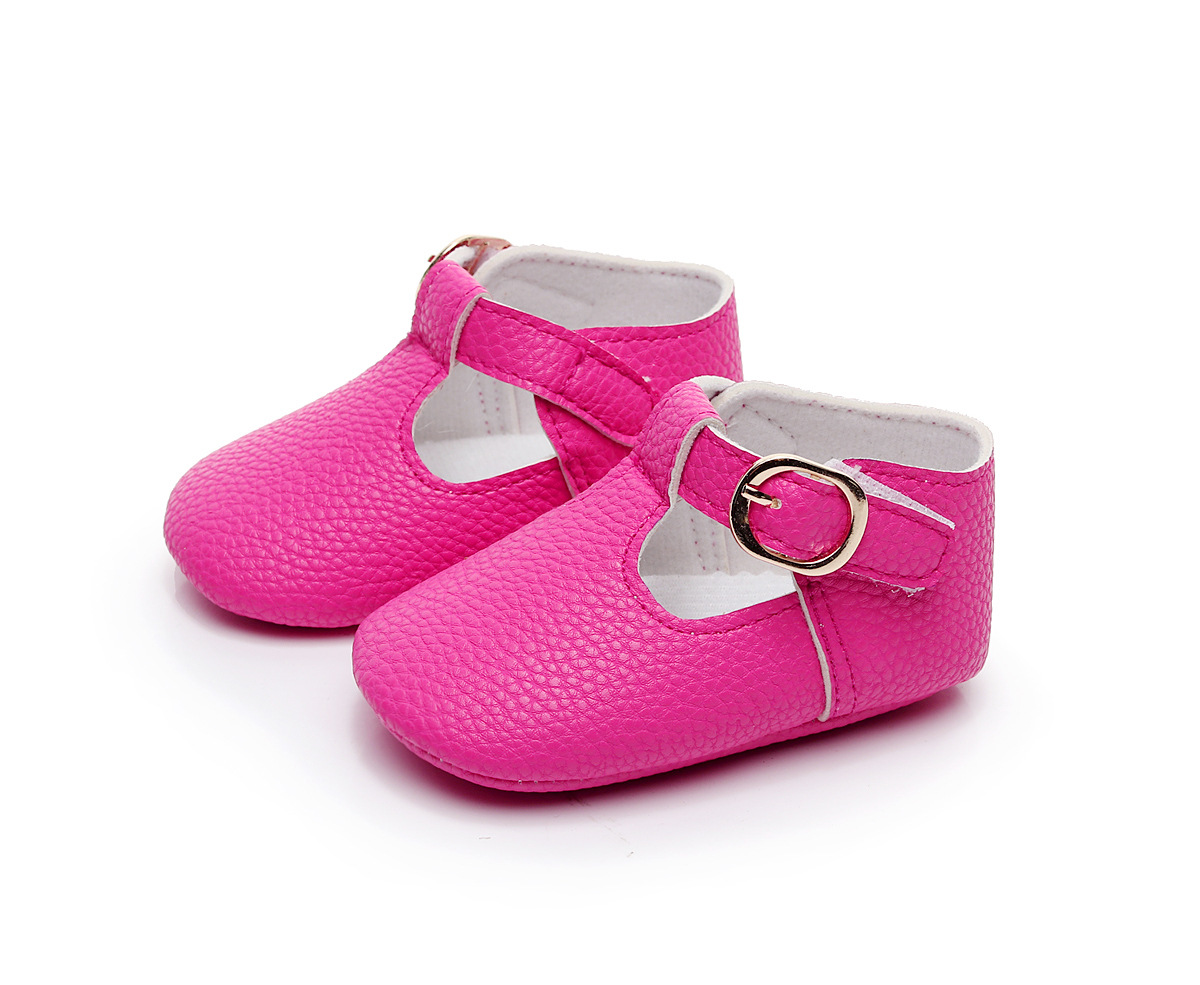New Handmade Baby Moccasins 8 Candy Solid Color Baby Girls First Walkers Infant Toddle Prewalkers Shoes