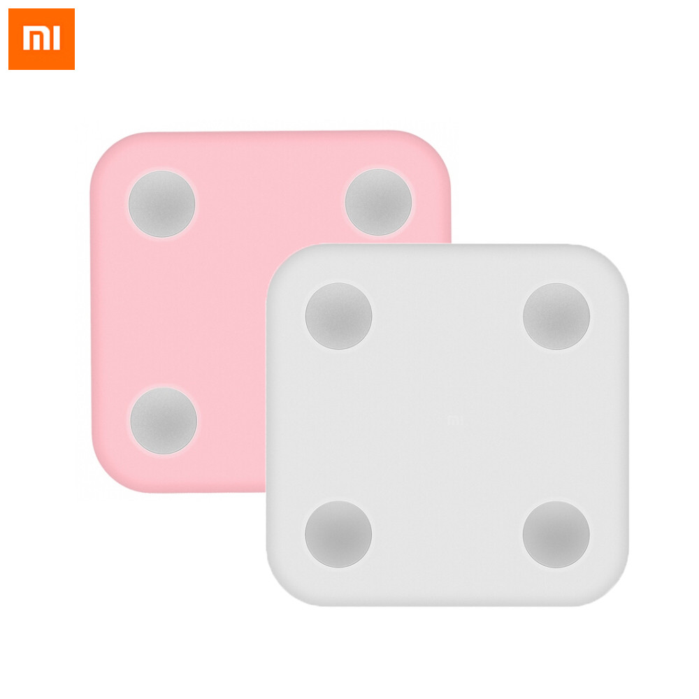 Original Xiaomi Silicone Case Protector Pink Gray Case Cover For Xiaomi Mi Smart Scale Body Fat Scale Smart Accessories xiaomi smart scale 2 page 4