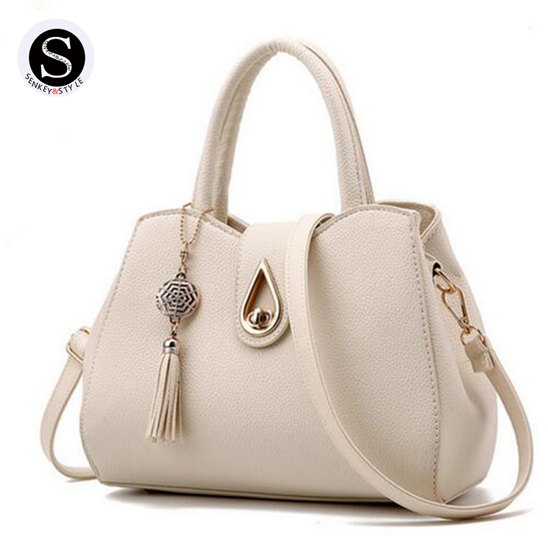Senkey Style Women Messenger Bags Handbags Women Famous Brands 2017 Tassel Sac A Main Luxury Women Bags Designer High Quality for asus zenpad c7 0 z170 z170mg z170cg tablet touch screen digitizer glass lcd display assembly parts replacement free shipping
