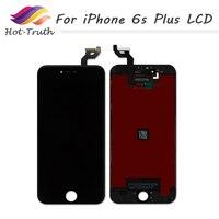 ET Super Top 100 Quailty No Dead Pixel 10PCS LCD For IPhone6s Plus LCD Display Touch