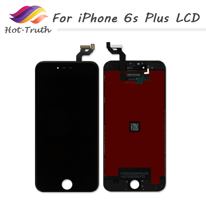 Hot-Truth Top 10PCS/LOT Factory ON SALE AAA LCD For iPhone 6s plus LCD Display Touch Screen Digitizer Assembly Free Shipping