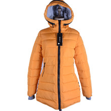 Long Parka Winter Jacket
