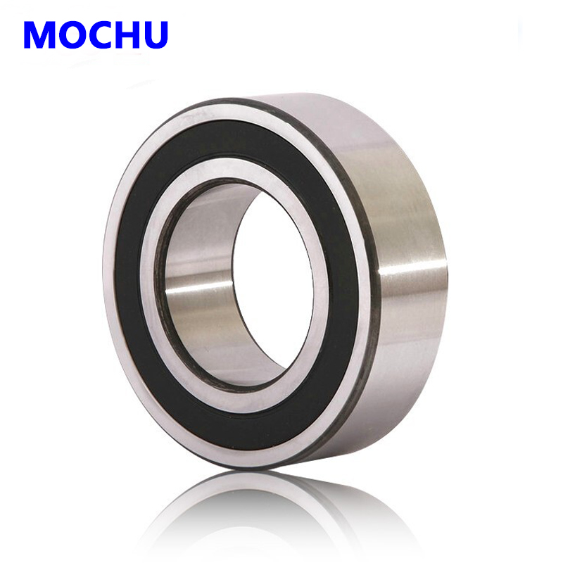все цены на 1pcs bearing 4210 50x90x23 4210A-2RS1TN9 4210-B-2RSR-TVH 4210A-2RS MOCHU Double row Deep groove ball bearings онлайн
