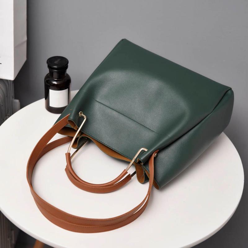 18 Designer Handbag Women Leather Handbags Womens Bag Sac A Main Alligator Shoulder Bags High Quality Hand Bag Bolsas Feminina 12