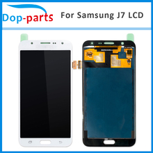 купить 50Pcs Top Quality LCD Display For Samsung Galaxy J7 J700F J700M J700H LCD Touch Screen Digitizer Assembly Replacement Parts недорого