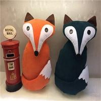 2019 NEW 29cm Kawaii Home Dolls Cotton Fox Toys Stuffed Animals fox Dolls Soft toy for wedding gift home furnishings gifts Z13