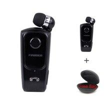 FineBlue F920 Wireless Bluetooth 4 0 in ear Earphone Calls Remind Vibration Wear Clip Headset