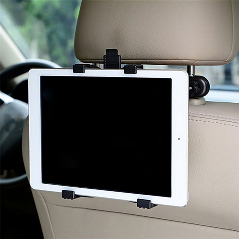 New Car Back Seat Headrest Mount Holder For iPad Tablet SAMSUNG Tablet PC Stands Car K5 ...