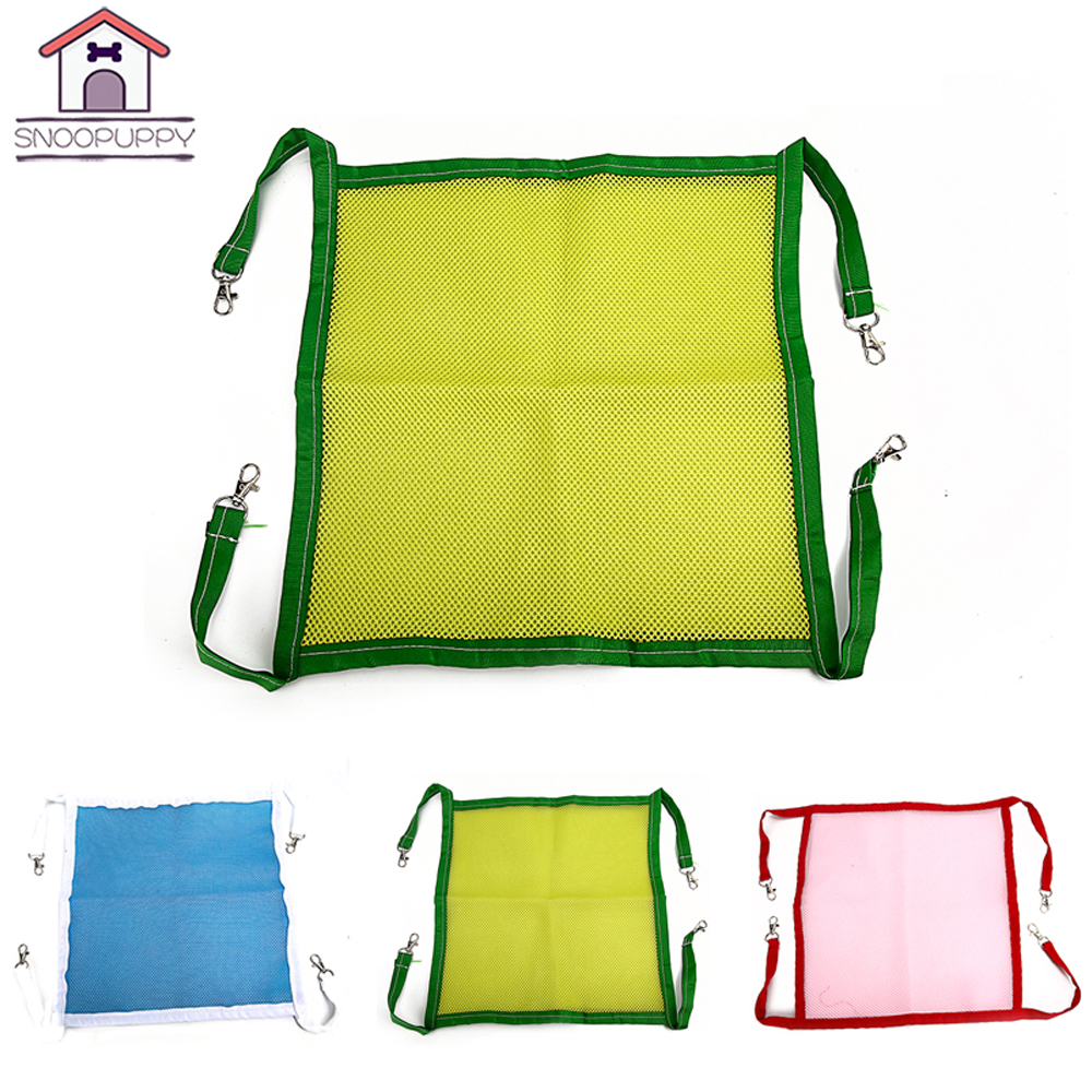 Cat Hammock Bed Swing Sofas Mats For Cat Hanging Dog Beds Cat House Hammocks Chihuahua Cat Ferret Cage Soft Sleep Bed Fm0002 Refreshment Cat Beds & Mats