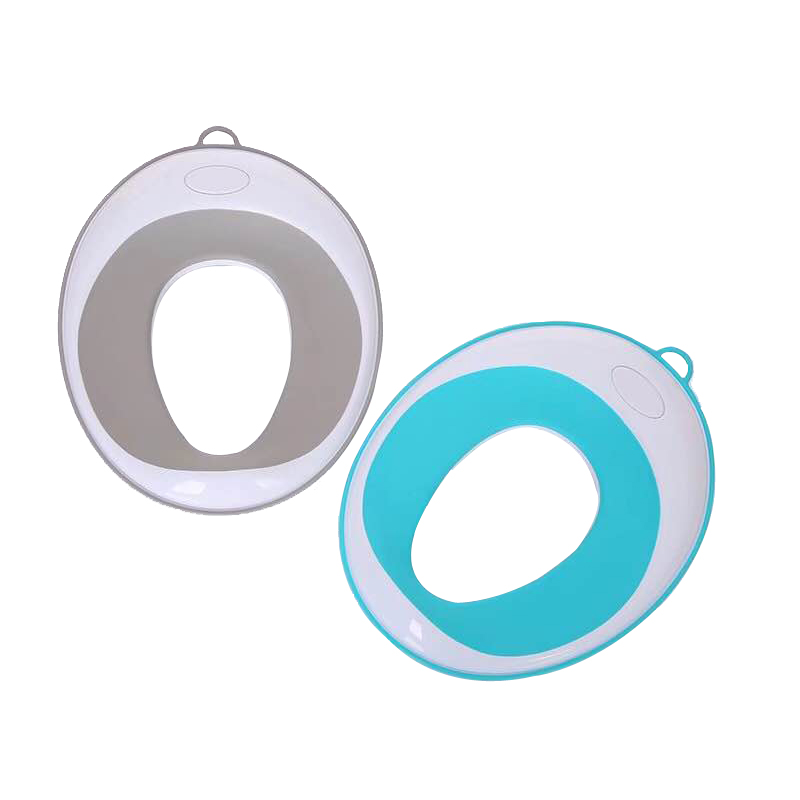 Potty Training Seat For Toddler-Toilet Seat For Boys And Girls-Comfortable,Non-Slip Kids Toilet Seat With Hanging Ring