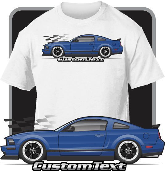 Kids Car T-shirt T-shirts & Tops I Don`t Snore I Dream I`m A Eleanor Shelby Mustang Gt 500 196