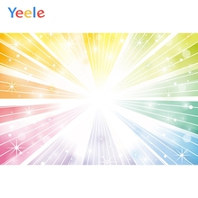 Yeele Wallpaper Party Color Glitter explosive Light Photography Backdrop Personalized Photographic Backgrounds For Photo Studio