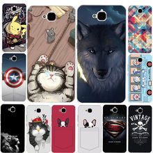 coques huawei y6 pro 2017 cheval