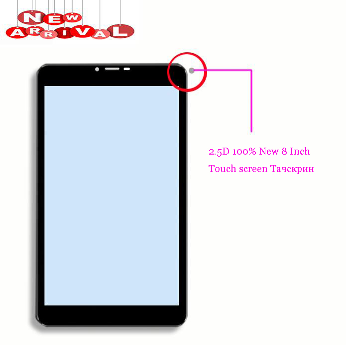 ts1074aw - New Touch Panel digitizer For 8 Dexp Ursus L180 Tablet Touch Screen Glass Sensor Replacement Free Shipping
