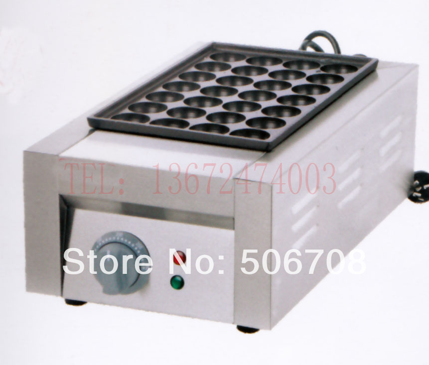 Commercial Use Non-stick 220v Electric Japanese Grilled Octopus Takoyaki Maker Machine Baker Iron Mold free shipping commercial non stick 110v 220velectric 16pcs 4cm japan octopus ball takoyaki grill baker maker machine