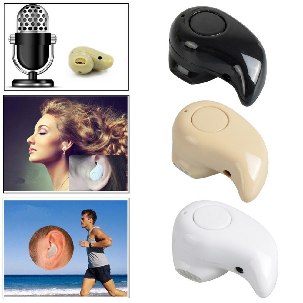 YINKUU Mini Wireless Bluetooth V4.0 Handfree In-Ear Stereo Earphone Universal For All Phone VA104 P10
