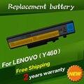 Jigu 7800 mah bateria para lenovo ideapad b560 y460 v560 y560 y460a y460at y460p y460c y460n y560 y560a y560p l10s6y01 57y6440