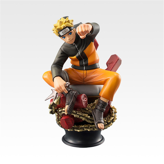 Naruto 6pcs/set Action Figure Toy