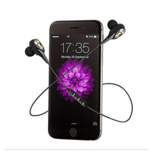 купить Double Dynamic Bluetooth Earphone Stereo Auricular Ear Phones Sport Noise Reduction Auriculares Wireless Earphones Dual Driver в интернет-магазине