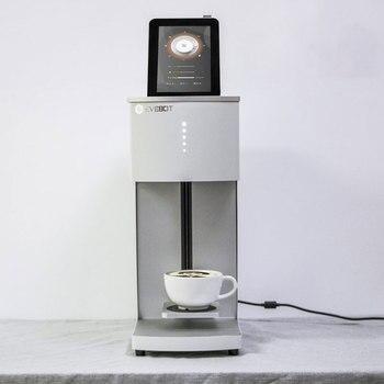 Gorąca sprzedaż w 2019 najlepsze kawa drukarki WiFi połączenia za pomocą drukarki atramentowej autoportret ekspres do kawy